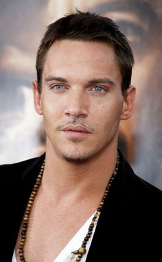 "Jonathan Rhys Meyers. Oh how I wish his HBO series ""The Tudors"" would return!!"