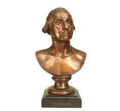 [New] The 10 All-Time Best Home Decor (Right Now) - Ideas by Jennie Cross - Bronze bust of George Washington. Lisa Thomas, George Washington, All About Time, Sculptures, Vintage Fashion, Bronze, Statue, Photo And Video, Interior Design