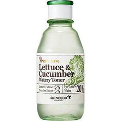 Skinfood Premium Lettuce & Cucumber Watery Toner