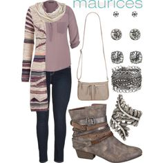 The Perfect Blouse with maurices: Contest Entry 2