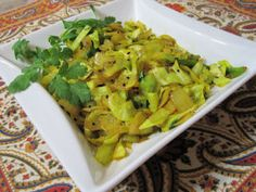 Make and share this Spiced Indian Cabbage recipe from Food.com.