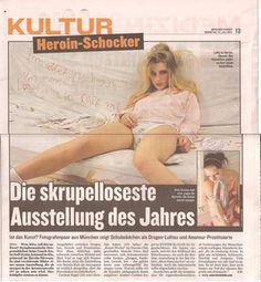 HEROIN KIDS - Corinna Engel & Christian Kaiser - Grunge & Drugs Chic - Heroin - Cocaine - Sex - Drugs - Berlin