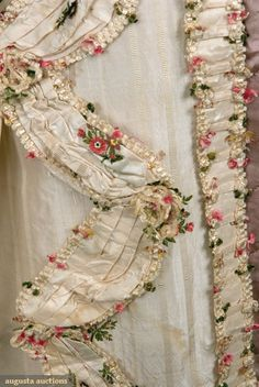 1780's robe l'anglaise