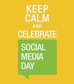For those who love to hangout on #social #media whole day. Happy Social Media Day
