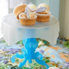 Blue Cake Stand from www.justbake.co.uk