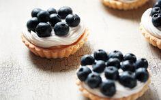 Do you like blueberry or strawberry pies?  #dessert #yummy #cake #sweet #pie