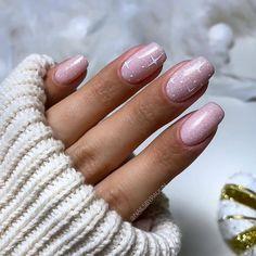 Pink Nail Art, Cute Nail Art, Cute Nails, Pink Nail Designs, Short Nail Designs, Nail Patterns, Star Patterns, Best Workwear, Wintry Weather