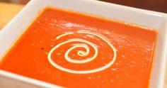 Harissa Tomato Soup