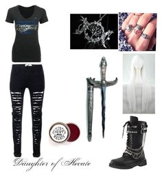 """Daughter of Hecate"" by sorrowevermore ❤ liked on Polyvore featuring adidas"