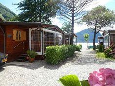 CHALETS AM SEE VON LUGANO IN PORLEZZAFerienhaus in Luganer See von @homeaway! #vacation #rental #travel #homeaway