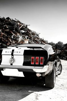 Ford Mustang...Re-pin brought to you by agents of #CarInsurance at #Houseofinsurance in Eugene, Oregon