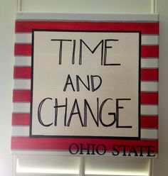 OSU canvas...so need to make this!!!