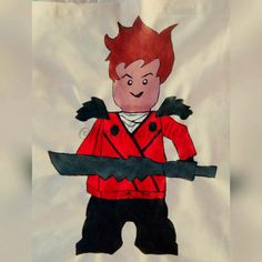 #legoninjago #pintadoamano🎨  #dibujoentela #diseñoinfantil #diseñotextil #handmade #painting🎨 #hechoamano #hechoconcariño #Melipilla Lego Ninjago, Fallout Vault, Ronald Mcdonald, Painting, Boys, Handmade, Fictional Characters, Art, Ropa Vieja