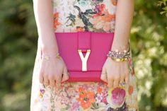 saint-laurent-y-clutch-pink