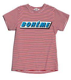 Yazbukey Bohème T-Shirt / Garance Doré Goods