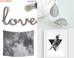 ♥ ♥ ♥ Grey expression ♥ ♥ ♥ by Nata Ursol on Etsy--Pinned+with+TreasuryPin.com