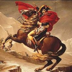 Jacques Louis David Napoleon Crossing the Alps print for sale. Shop for Jacques Louis David Napoleon Crossing the Alps painting and frame at discount price, ships in 24 hours. Cheap price prints end soon. Jacque Louis David, David Painting, Chateau De Malmaison, Rueil Malmaison, Painting Prints, Art Prints, Oil Paintings, Paintings Famous, Horse Paintings