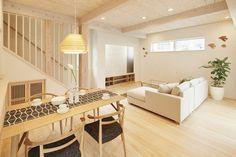 モデルハウス | 棟匠 | 無垢の木と外断熱工法で建てる家