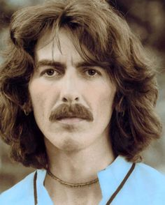 George Harrison Singer Songwriter The Beatles by MyVintagePhotos