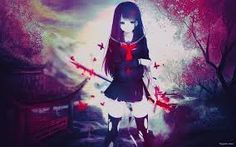 Wallpaper Bloody Butterfly Anime Character By Nagamii Chan On DeviantART