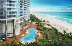 the ritz-carlton residences sunny isles beach florida arquitectonica michele bonan designboom