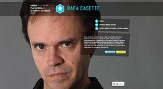 Actor RAFA CASETTE