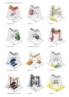 CCTV Architectural Diagrams More