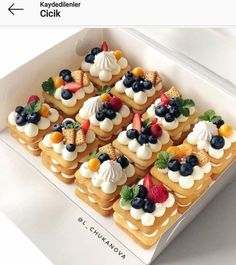 Find and share everyday delicious and quick recipes. Perfect food and drink ideas Mini Cakes, Cupcake Cakes, Cupcakes, Cake Recipes, Dessert Recipes, Bolo Cake, Number Cakes, Fancy Desserts, Sweet Cakes