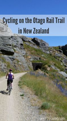 About pedaling and sheep and pitch dark tunnels: cycling the Otago Rail Trail in New Zealand -> read my blog for tips and tricks.