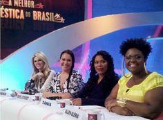 Vencedora do 'The Voice', Ellen Oléria vira jurada em programa do Raul Gil | Notas TV - Yahoo TV
