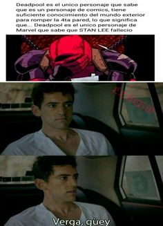 Inquietante dato sobre Deadpool