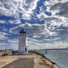 HDR #Lighthouse - #Romania http://dennisharper.lnf.com/