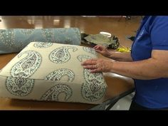 How to Recover a Recliner Seat Cushion | Do-It-Yourself Advice Blog.