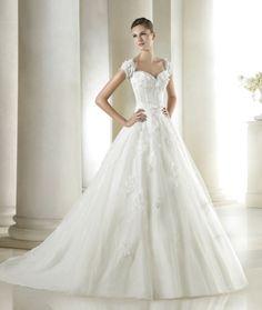 vestido de noiva sanpatrick coleção glamour 2015 modelo SARINA #casarcomgosto