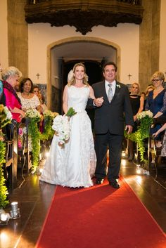 Home wedding: Bride entry