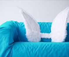 How to Make Homemade Angel Wings for Costume | eHow