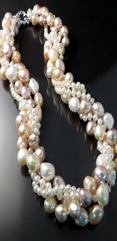 Pearl Necklace♥