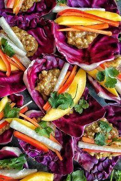 The most satisfying raw, vegan, not gross recipe! Check out these Spicy Mango Chile Wraps on http://Shutterbean.com.