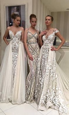 Berta Brida Wedding Dresses / http://www.deerpearlflowers.com/berta-fw-2017-wedding-dresses/2/