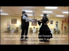 Victorian Christmas-English Country dance how to | Adventures In Dance