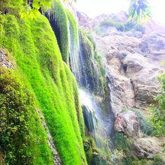Paradise in Malibu...  #Malibu #hiking #waterfall