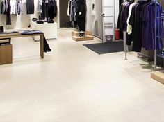 Indoor/outdoor porcelain stoneware wall/floor tiles with stone effect LIMESTONE by DSG Ceramiche