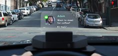 The 'Navdy' Is Basically A HUD On Your Windshield