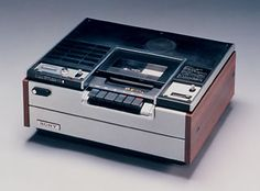 In Memoriam: Tech That Died in 2015 Sony Betamax – Radios, Technology Gadgets, Tech Gadgets, Hifi Video, Vcr Player, Audio Player, Inventions, Childhood Memories, Old Things