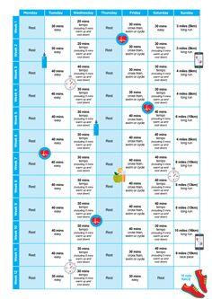 10 Week 15k Training Guide for Novices Drift + Blog