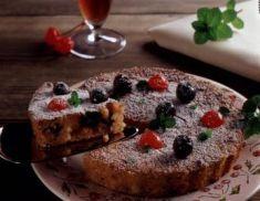 Torta di ciliegie e pane - Tutte le ricette dalla A alla Z - Cucina Naturale - Ricette, Menu, Diete