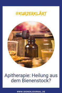 Bei der Apitherapie handelt es sich um die Verwendung von Produkten aus dem Bienenvolk zur Behandlung von Krankheiten und zur Linderung von Beschwerden. Die Apitherapie wird von Heilpraktizierenden und Ärzten und Ärztinnen aber auch präventiv angewendet. Teilweise basiert die Apitherapie auf guten Studienlagen. Viele Bereiche sind allerdings nicht umfassend erforscht. Verwendet werden unter anderem Honig, Bienengift, Propolis und die Stockluft. Propolis, Forever Living Products, Allergies, Natural Antibiotics, Wound Healing, Reduce Cholesterol, Medical Conditions, Honey, Alcohol