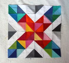 cross stitch sparkle | WOMBAT QUILTS