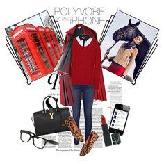 """""""london calling (on Xmas)"""" by thalia-kallia on Polyvore"""