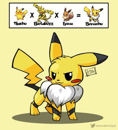 All about pokemon, games and cartoons Pokemon Mew, Pixel Pokemon, Pokemon Eevee Evolutions, Mega Pokemon, Pokemon Funny, Pikachu, Pokemon Stuff, Pokemon Fusion Art, Pokemon Fan Art